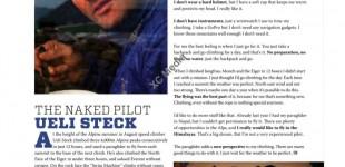 Ueli Steck Interview
